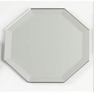 28-5017 - Beveled 10 in. Octagon Center Piece