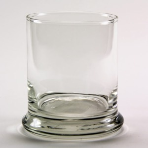 30-2371 - Clear Rock Glass 4""
